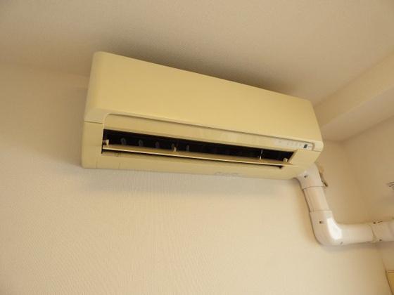 設備快適な生活に欠かせないエアコン。