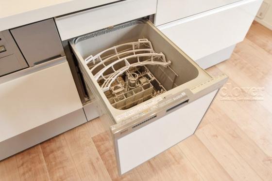 キッチン食洗機完備