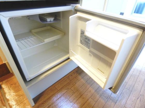 その他うれしいミニ冷蔵庫も完備。