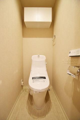 トイレトイレ ウォシュレット完備