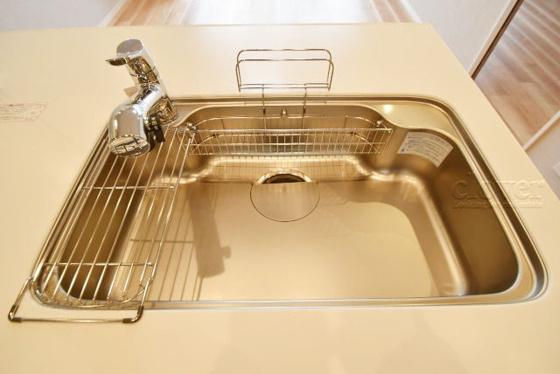 キッチンシンク浄水器一体型