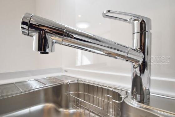 キッチン浄水機能付水栓