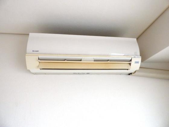 設備いつでもお部屋の温度を快適に。