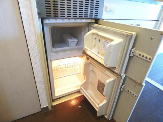 その他冷蔵庫も付いていますよ。