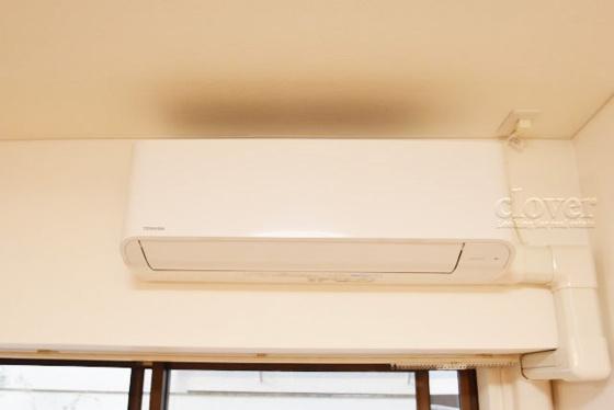 内装新規エアコン付き