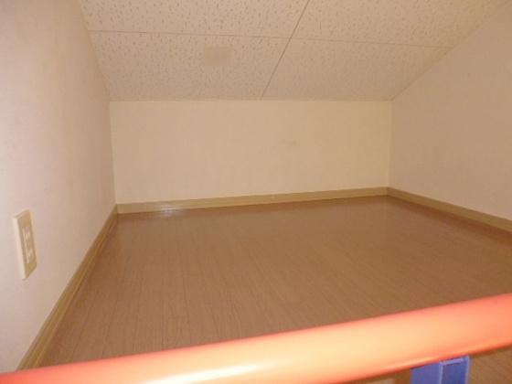 洋室ロフト(2階のみ)
