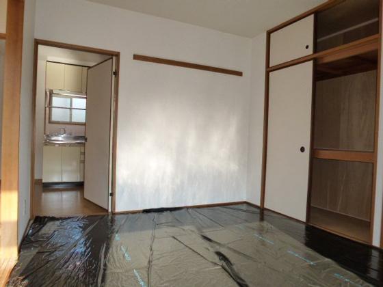 寝室和室→洋室変更