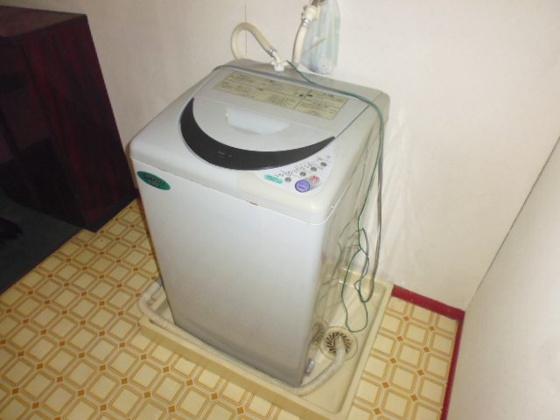 その他洗濯機置き場(洗濯機残置物)