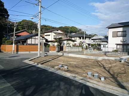 外観ジャパンホームシールド地盤保証20年 引渡後無料点検実施