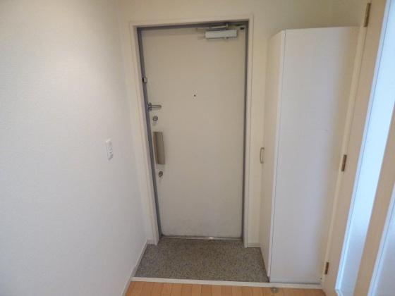 その他玄関ダブルロックで安心ですね。