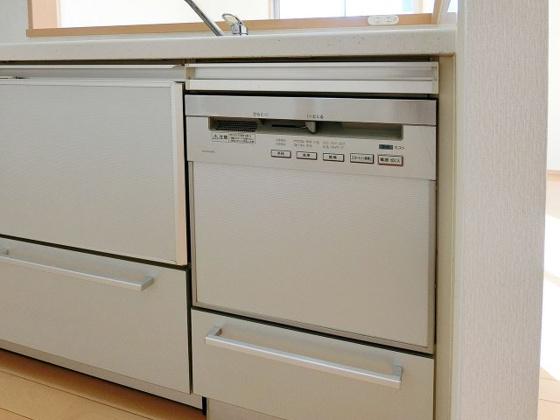 キッチン食器洗い乾燥機付き