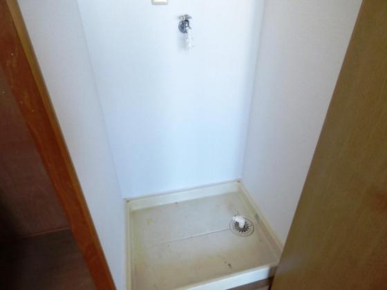その他洗濯機はもちろん室内に設置可。
