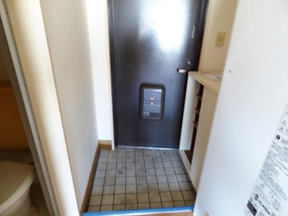 その他玄関周りはシンプルが1番。