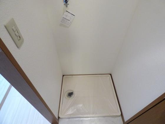 その他洗濯機は脱衣所に置けますよ。