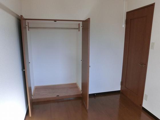 収納4.5帖洋室収納