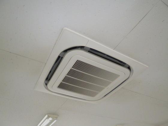 内装エアコン