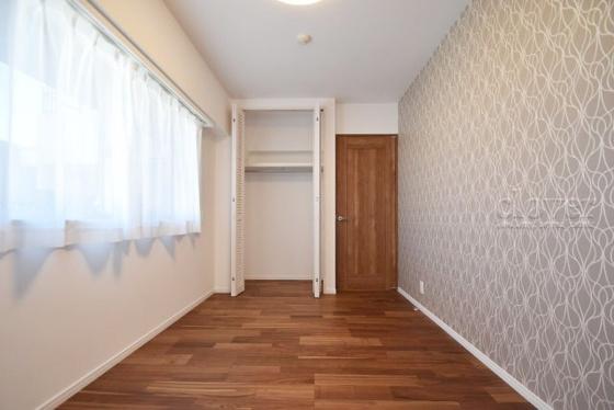 収納洋室1 クローゼット