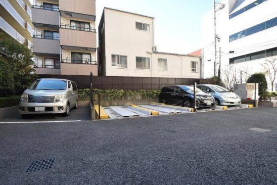 共有部分駐車場