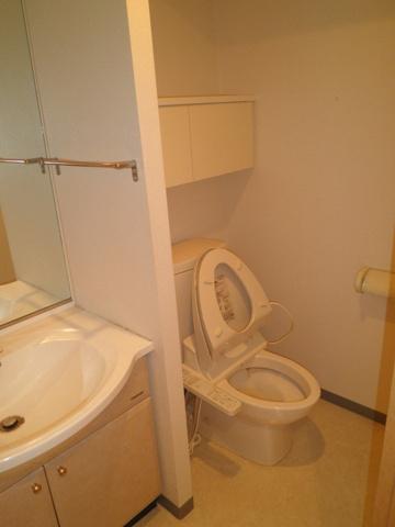トイレクレアール赤坂 洗面・トイレ
