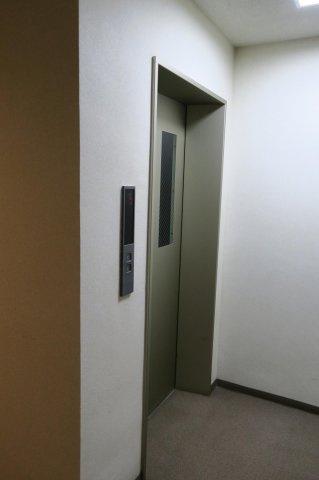 共有部分クレアール赤坂 エレベーターホール