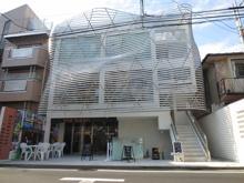 Dear神宮前 1階店舗 飲食可 カフェ居抜き可の画像