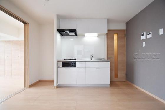 居間物件のお問い合わせは、 03-5456-5415までお気軽にどうぞ! ダイニングキッチン