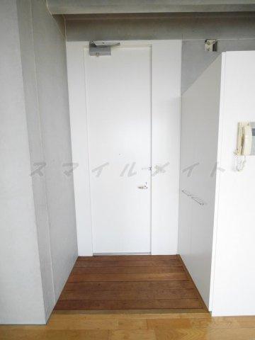 玄関スタイリッシュな玄関です。