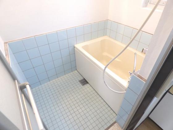 浴室セパレートがうれしいですね。