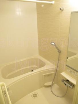 浴室同物件別室