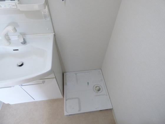 その他洗濯機は脱衣所に設置可能。