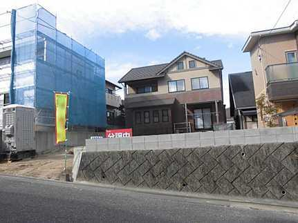 外観敷地面積ゆとりの50坪 美しい街並み高須台パークタウン