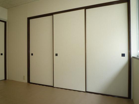 洋室和室→洋室変更