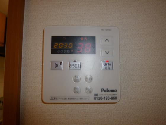 設備バルコニー水栓
