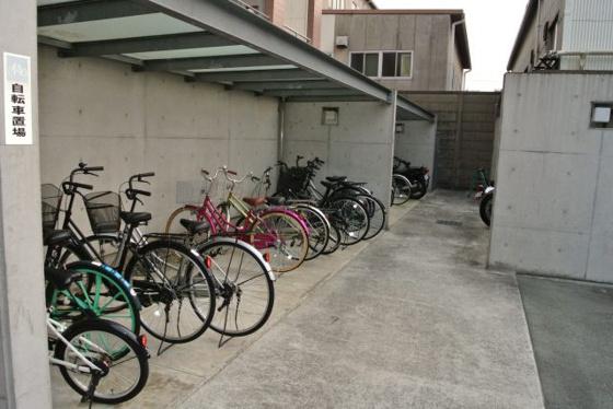 その他もちろん駐輪スペースも確保。
