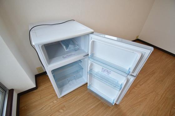その他2ドア冷蔵庫もありますよ。
