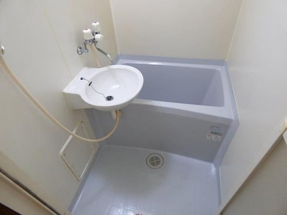 浴室うれしいセパレートタイプ。