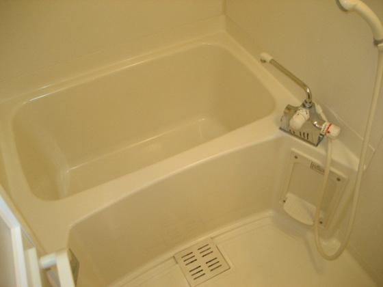 浴室画像は同タイプのお部屋のものです