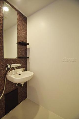 浴室シャワールーム