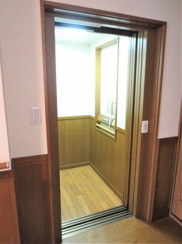 設備ホームエレベーター