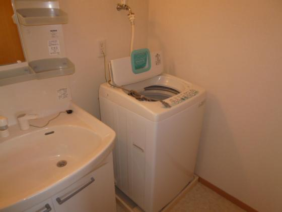 その他洗濯機置き場 洗濯機は付きません