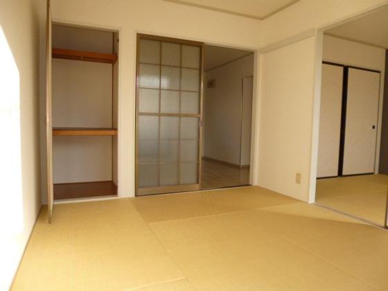 洋室和室→洋室へ