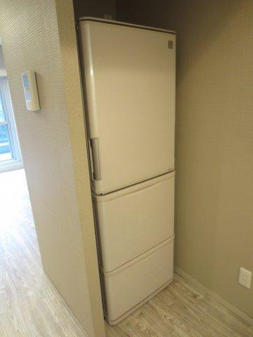 設備冷蔵庫付き