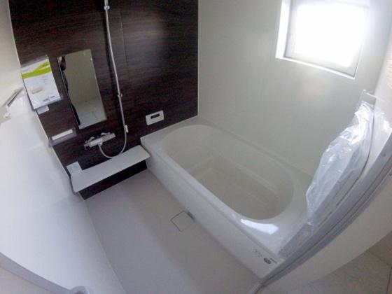 浴室浴室暖房乾燥機付きユニットバス!