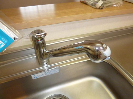 キッチン浄水器対応水栓