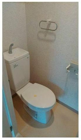 トイレ明るいトイレも魅力です