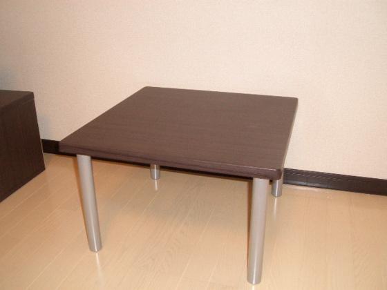 設備テーブル