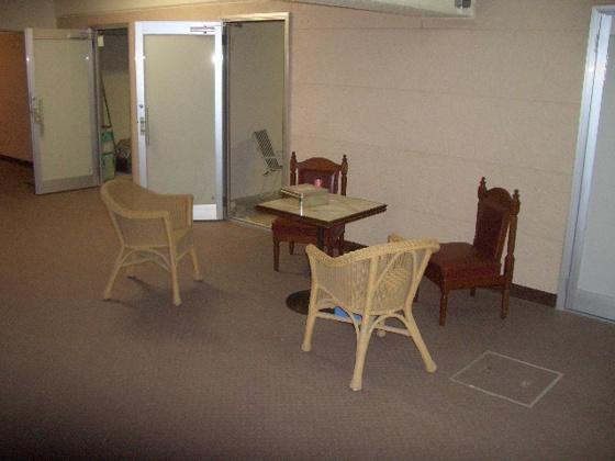 共有部分地下ホール※写真は以前のものです。