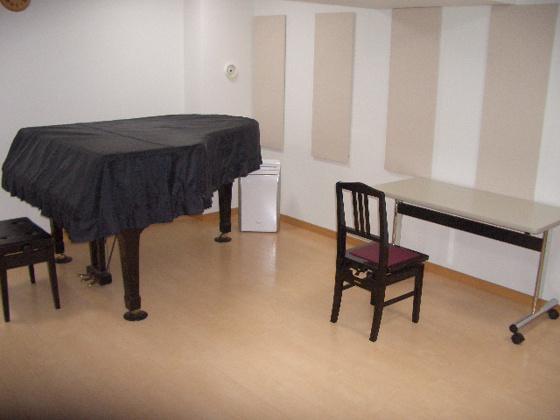 共有部分地下音楽スタジオ1※写真は以前のものです。