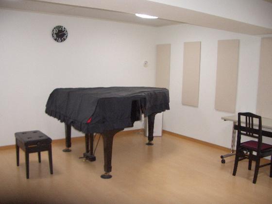 共有部分地下音楽スタジオ2※写真は以前のものです。