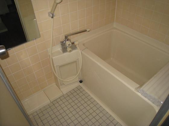 浴室※写真は同タイプのお部屋のものです。